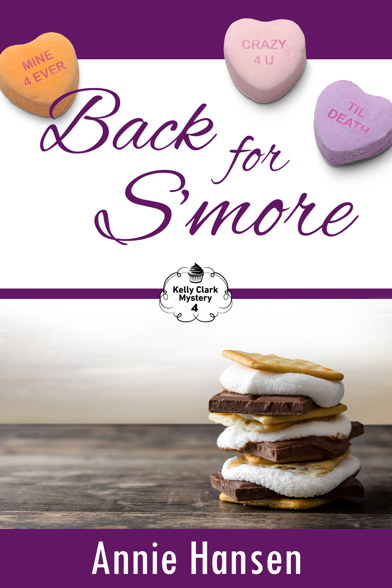Back for S'more Front Cover Final
